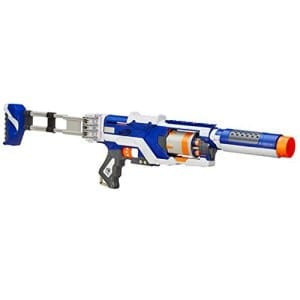 Exclusive Nerf N-Strike Elite Spectre REV-5 Blaster