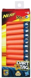 NERF Dart Tag Dart Refill (Pack of 36)