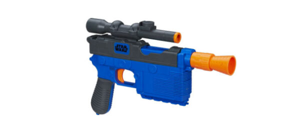 Han Solo's NERF Blaster