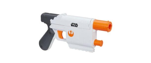 Rey's Jakku NERF blaster
