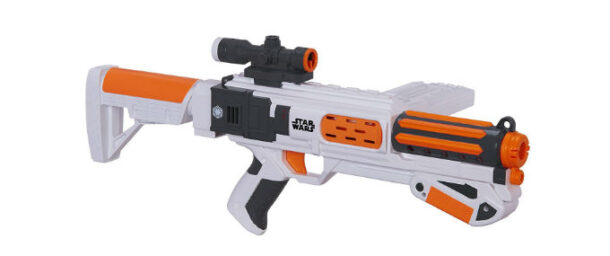 Make Gears of War Lancer from a Nerf Gun